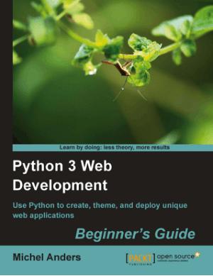Python 3 Web Development