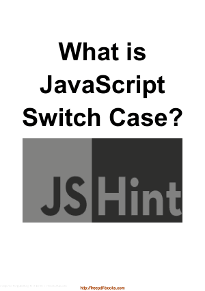 What Is JavaScript Switch Case
