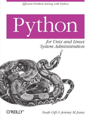 Free Download PDF Books, Python For Unix And Linux System Administration