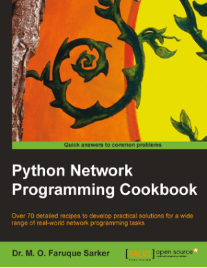 Free Download PDF Books, Python Network Programming Cookbook