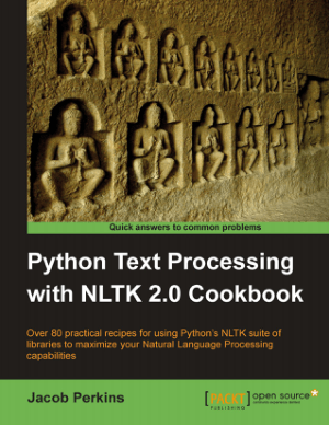 Python Text Processing With Nltk 2 Cookbook