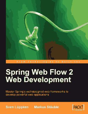 Free Download PDF Books, Spring Web Flow 2 Web Development