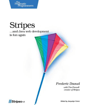 Free Download PDF Books, Stripes And Java Web Development
