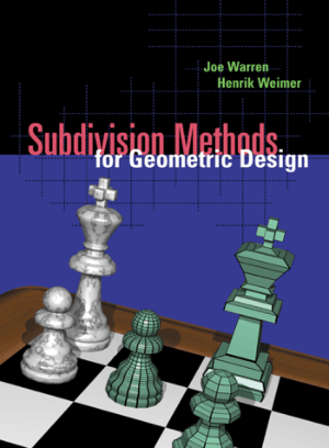 Subdivision Methods For Geometric Design A Constructive Approach