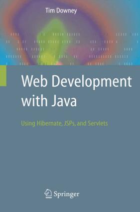 Free Download PDF Books, Web Development With Java