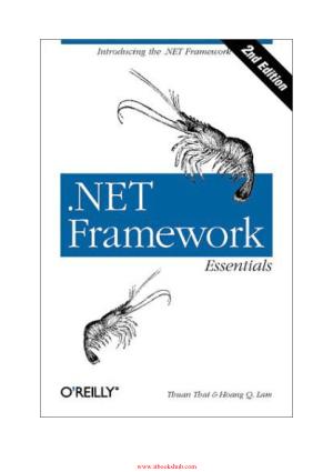 Free Download PDF Books, .NET Framework Essentials, 2nd Edition