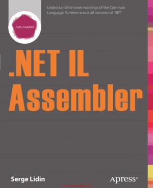 Free Download PDF Books, .NET IL Assembler