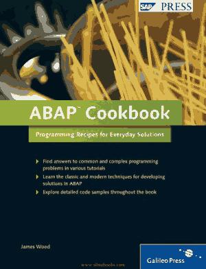 Free Download PDF Books, ABAP Cookbook