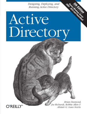Free Download PDF Books, Active Directory, 5th Edition
