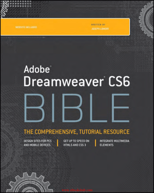 Adobe Dreamweaver CS6 Bible, Pdf Free Download