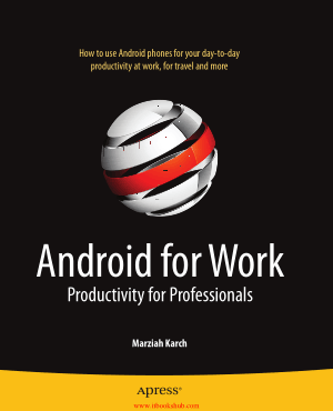 Free Download PDF Books, Android for Work
