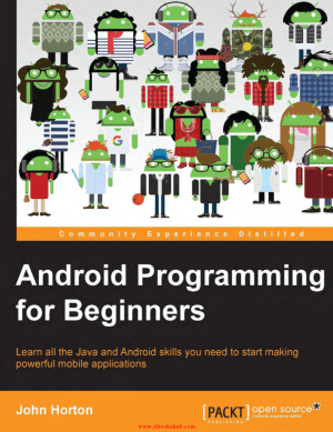 Free Download PDF Books, Android Programming for Beginners
