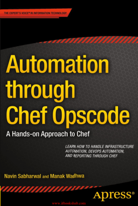 Free Download PDF Books, Automation through Chef Opscode