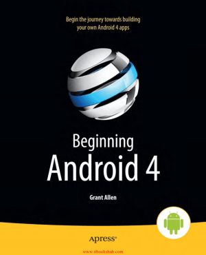 Free Download PDF Books, Beginning Android 4