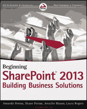 Free Download PDF Books, Beginning SharePoint 2013