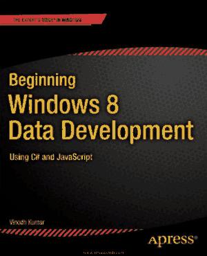 Free Download PDF Books, Beginning Windows 8 Data Development