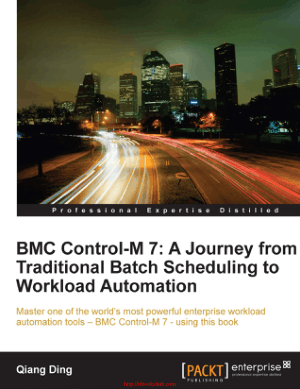 Free Download PDF Books, BMC Control-M 7