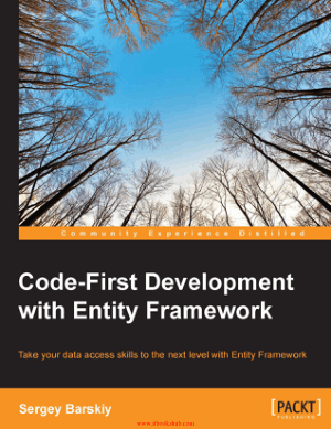 Free Download PDF Books, Code-First Development with Entity Framework
