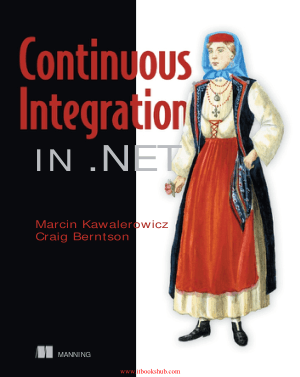 Free Download PDF Books, Continuous Integration in .NET
