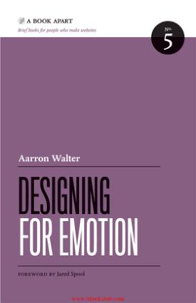 Designing for Emotion, Pdf Free Download