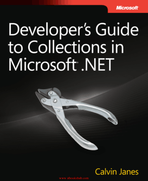 Developer-s Guide to Collections in Microsoft .NET, Pdf Free Download