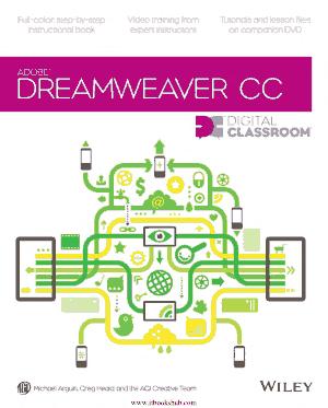Dreamweaver CC Digital Classroom, Pdf Free Download