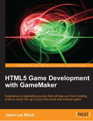 Free Download PDF Books, HTML5 Game Development With Gamemaker