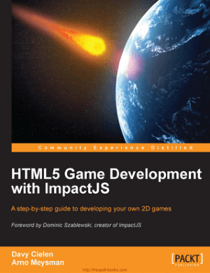 Free Download PDF Books, HTML5 Game Development With Impactjs
