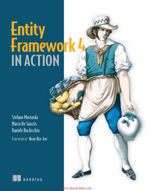 Free Download PDF Books, Entity Framework 4 in Action