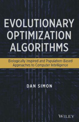 Free Download PDF Books, Evolutionary Optimization Algorithms