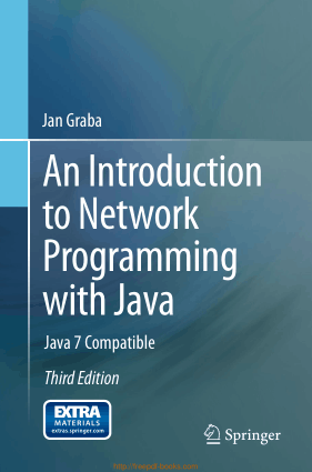 An Introduction To Network Programming With Java, Pdf Free Download