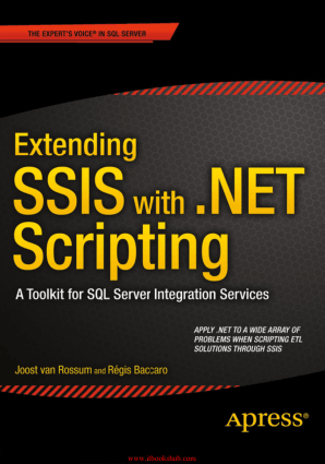 Free Download PDF Books, Extending SSIS with .NET Scripting