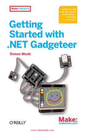 Free Download PDF Books, Getting Started with .NET Gadgeteer