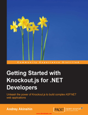 Free Download PDF Books, Getting Started with Knockoutdotjs for .NET Developers