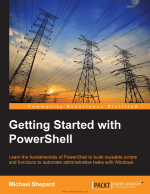 Free Download PDF Books, Getting Started with PowerShell