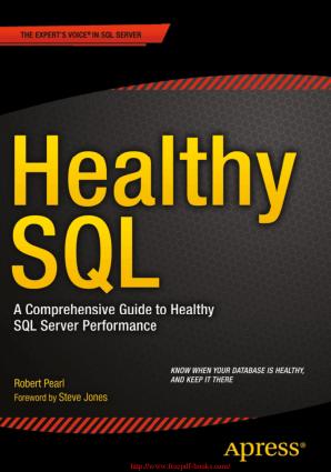 Free Download PDF Books, Healthy SQL