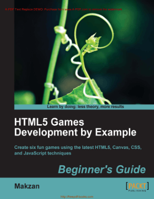 HTML5 Games Development By Example, HTML5 Tutorial Book