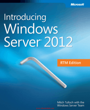 Free Download PDF Books, Introducing Windows Server 2012 RTM Edition