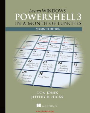 Learn Windows PowerShell 3 in a Month of Lunches, 2nd Edition, Learning Free Tutorial Book