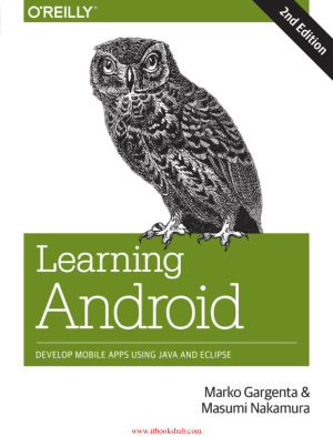 Free Download PDF Books, Learning Android, 2nd Edition