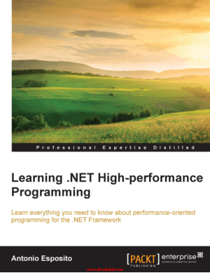 Learning .NET High performance Programming, Learning Free Tutorial Book