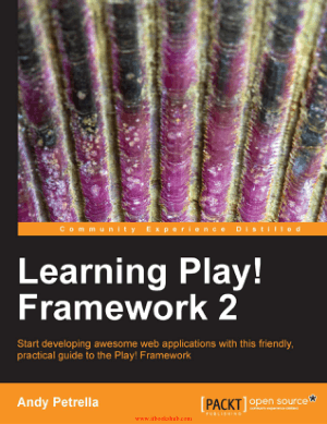 Free Download PDF Books, Learning Play Framework 2