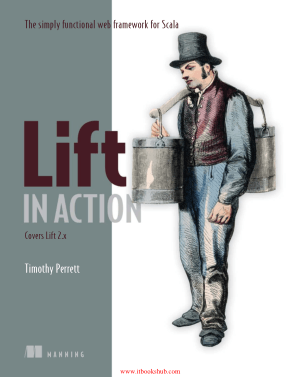 Free Download PDF Books, Lift in Action The simply functional web framework for Scala