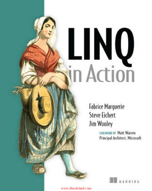 Free Download PDF Books, LINQ in Action