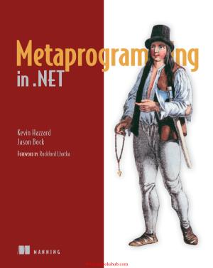 Free Download PDF Books, Metaprogramming in .NET