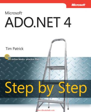 Free Download PDF Books, Microsoft ADO.NET 4 Step by Step