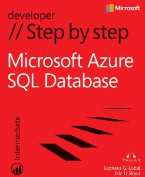 Free Download PDF Books, Microsoft Azure SQL Database Step by Step
