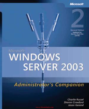 Free Download PDF Books, Microsoft Windows Server 2003 Administrators Companion, 2nd Edition