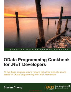 Free Download PDF Books, OData Programming Cookbook for .NET Developers