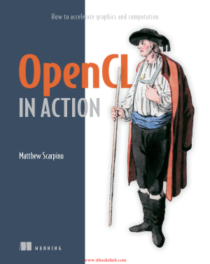 Free Download PDF Books, OpenCL in Action